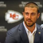 NFL: Kansas City Chiefs-Alex Smith Press Conference