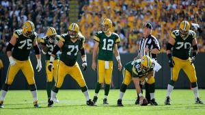 Green-Bay-Packers'-Offensive-Line
