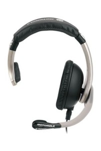 Head Coach Headset