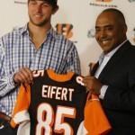 Tyler Eifert drafted