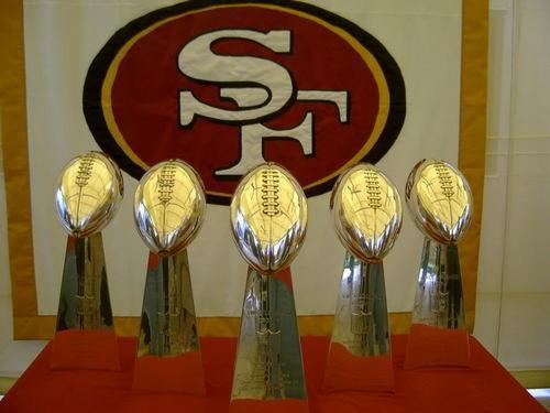 5 SF Super Bowls