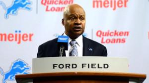 NFL: Detroit Lions-Press Conference