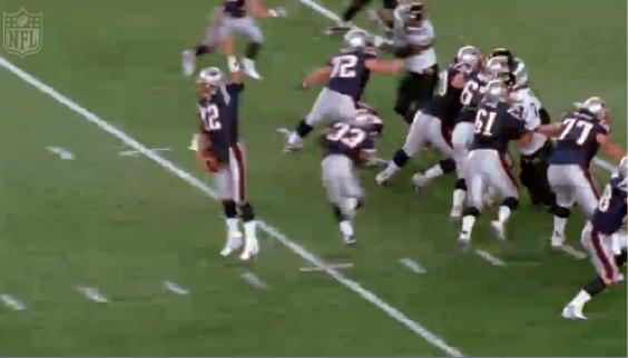 Trick plays στο NFL