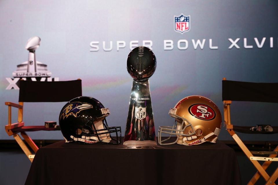 Super Bowl XLVII: Match-ups