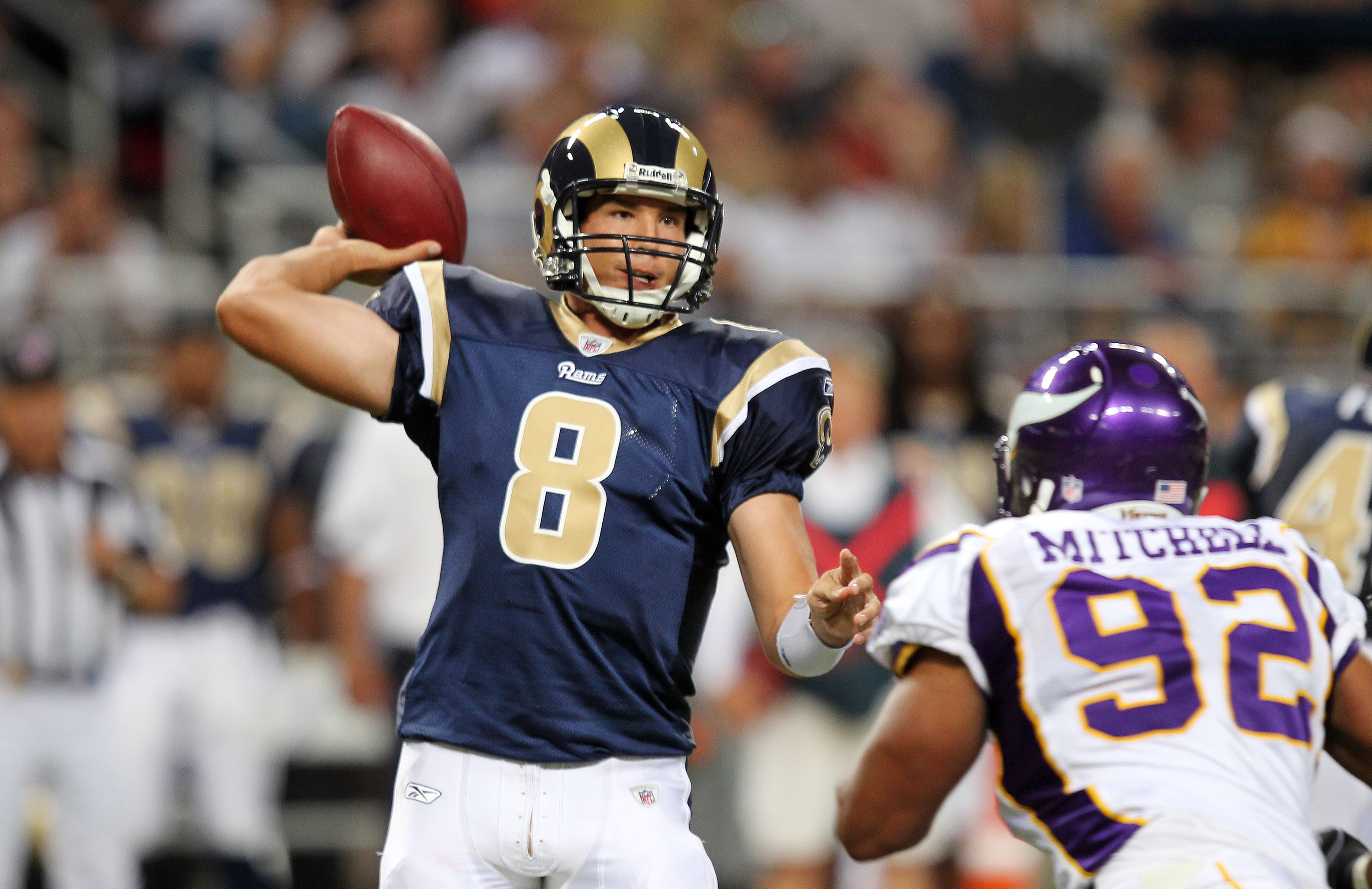 Offseason 2013: St Louis Rams