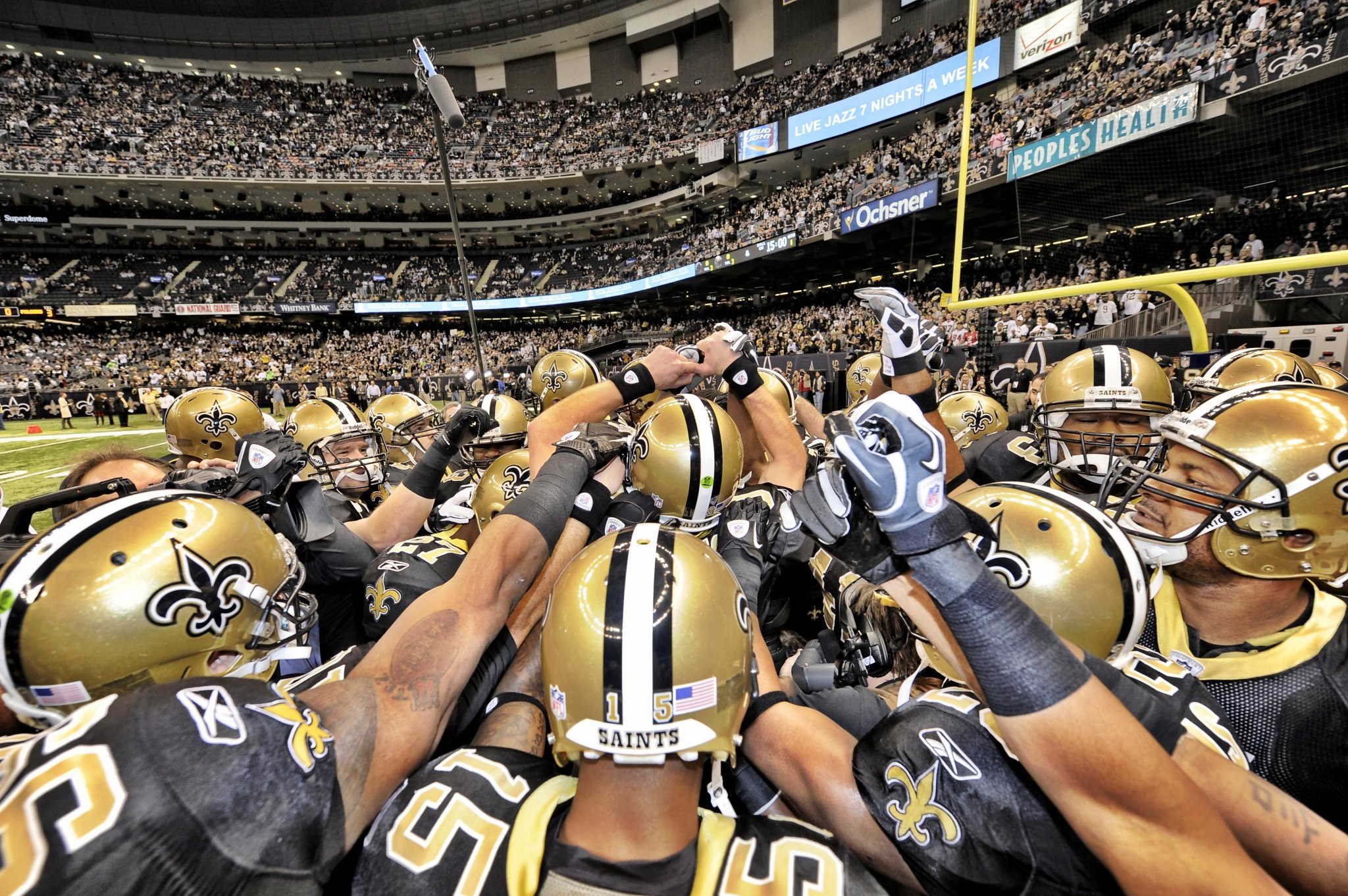 Offseason 2013: New Orleans Saints