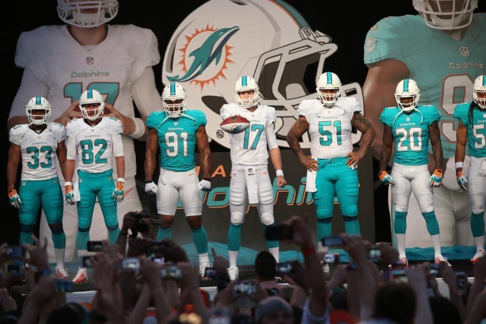 Offseason 2013: Miami Dolphins