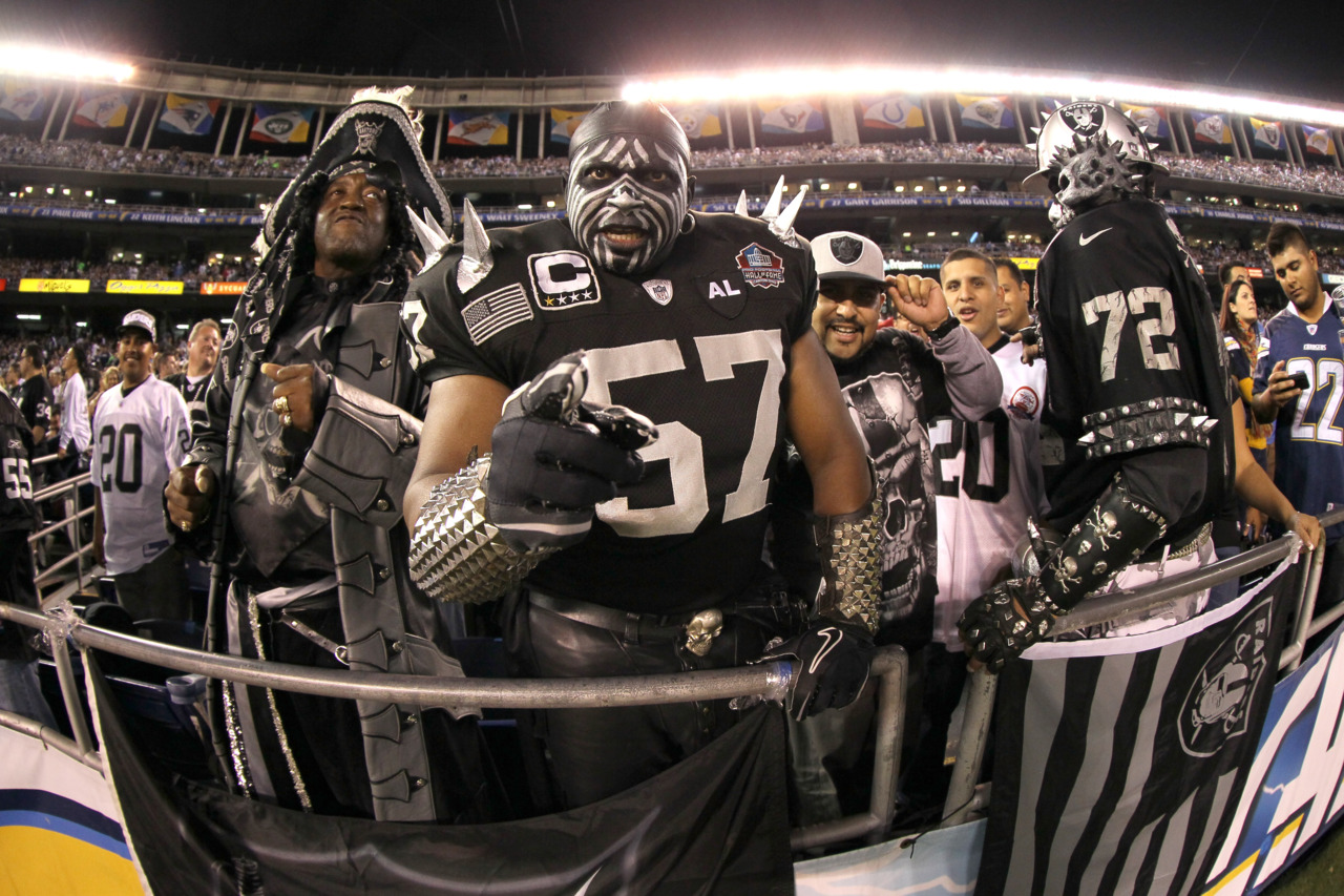 Offseason 2013: Oakland Raiders