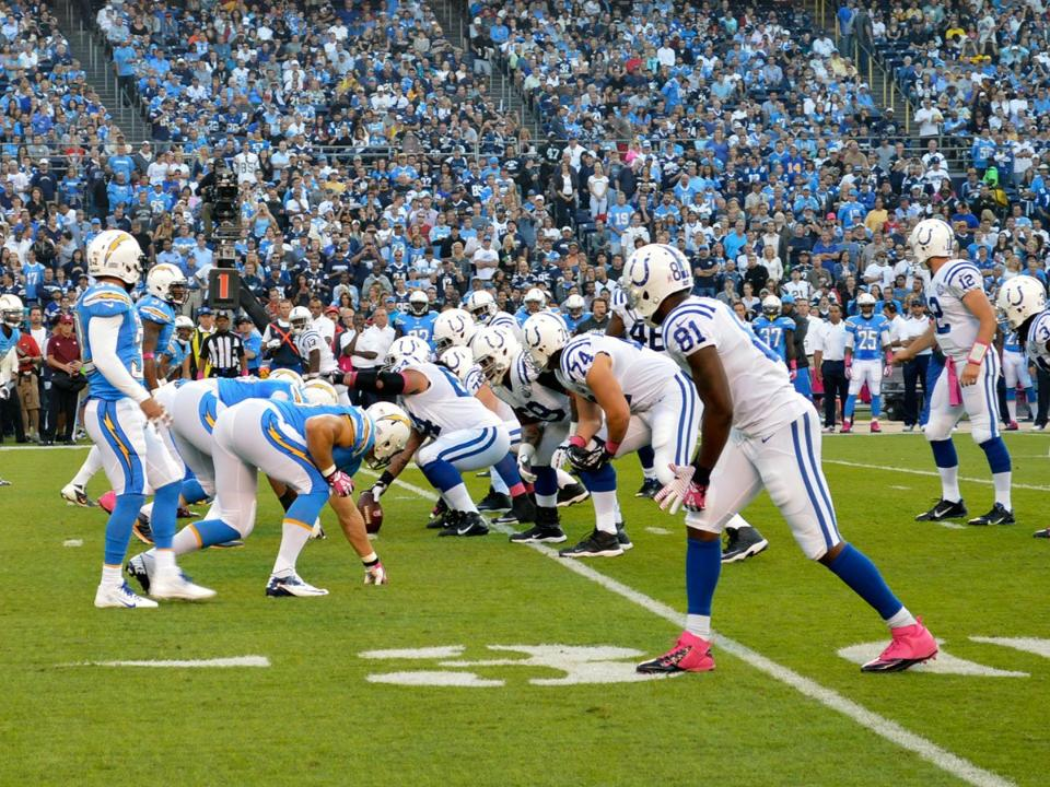 MNF – Indianapolis Colts στους San Diego Chargers: 9-19