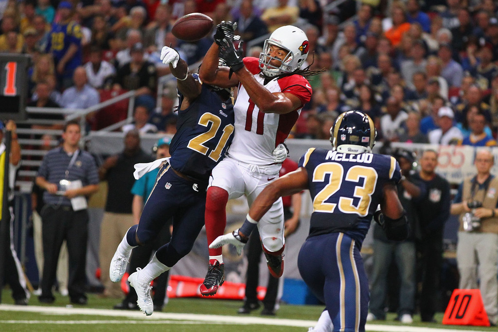 Champagne Supernova's Notebook: High Flying Cardinals!