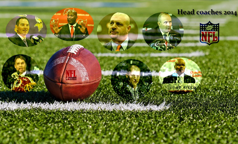 To παζλ των προπονητών για το 2014 στο NFL