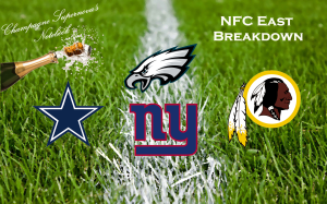Champagne Supernova's Notebook: NFC East Edition