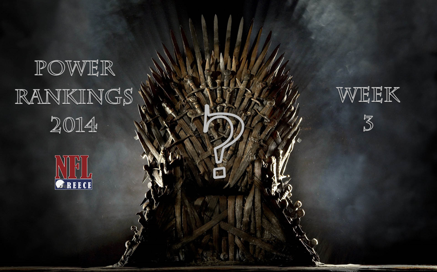 Power Ranks 2014- week3