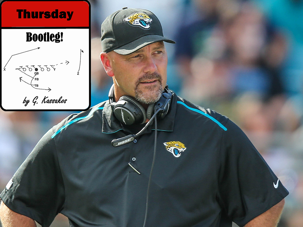 Thursday Bootleg: Ποιος θέλει να παραμείνει head coach?  .