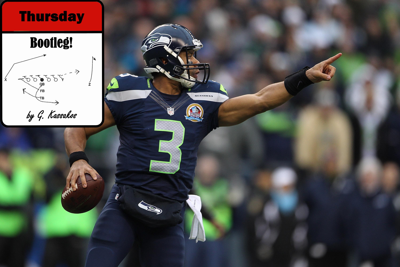 Thursday Bootleg: O Russell Wilson κι ο μύθος του mobile quarterback   .