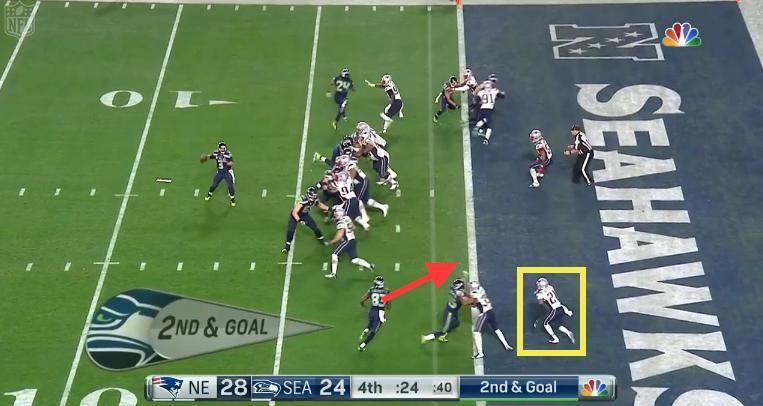Η φάση που έκρινε το Super Bowl XLIX