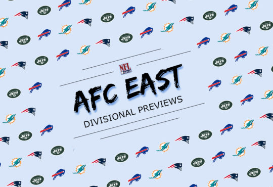 Divisional Previews 2019: AFC East