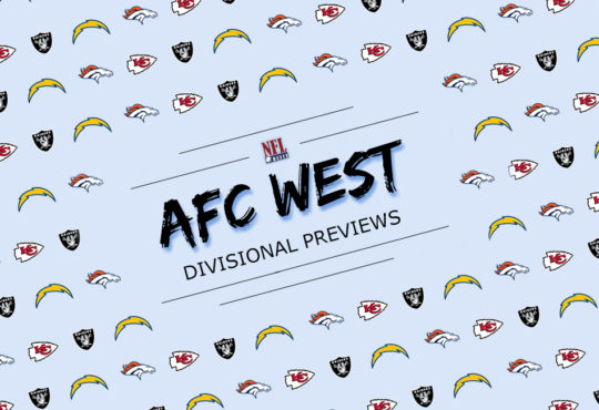 Divisional Previews 2020: AFC West