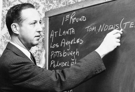 Η ιστορία του draft στο NFL έως και σήμερα.