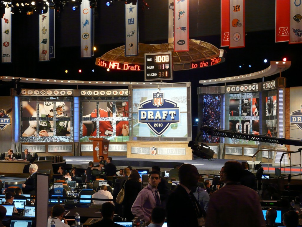 NFL_Draft_2010_set_at_Radio_City_Music_Hall