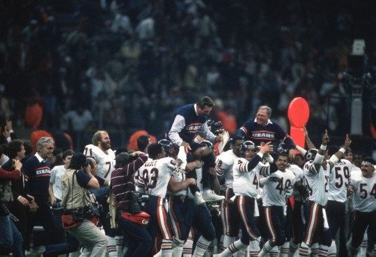 """Iron"" Mike Ditka. Τρεις κατακτήσεις Super Bowl, από τρεις διαφορετικές θέσεις."