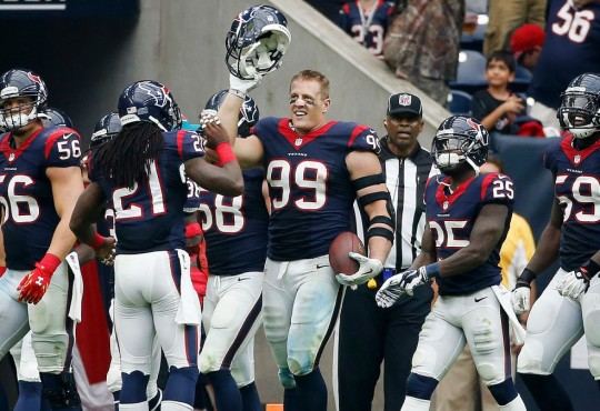 AFC Dark Horse : Houston Texans