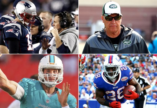 Season Preview 2015: AFC East
