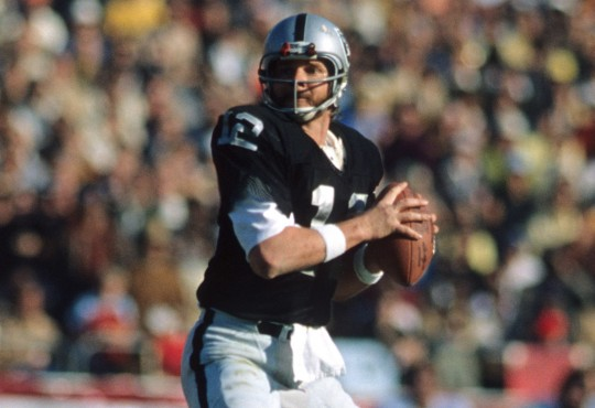 "No 12 – Ken ""The Snake"" Stabler"
