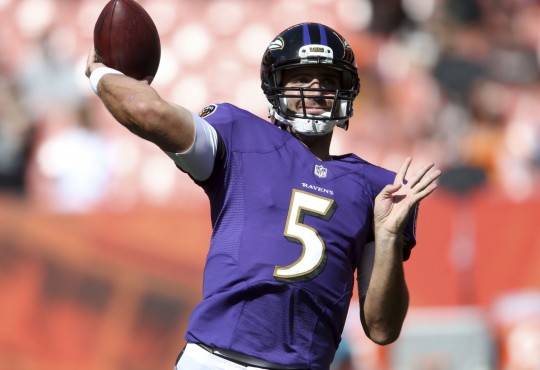Joe Flacco: Ανήκει τελικά στην ελίτ των quarterbacks; – Μέρος Α'