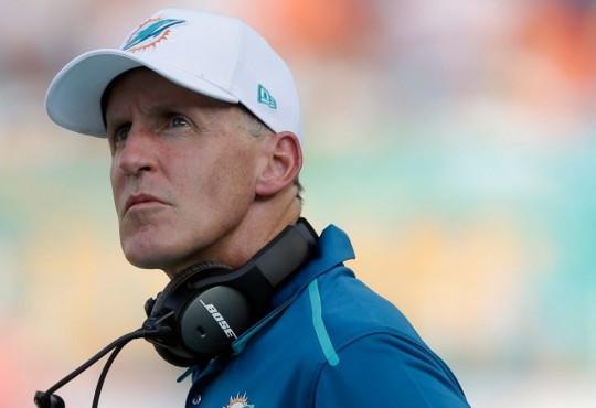 Παρελθόν ο Joe Philbin από τους Dolphins!