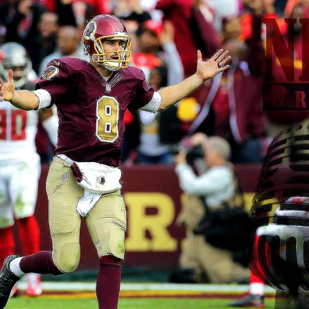 Kirk Cousins cover