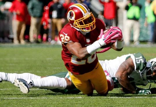 """Οι """"αθόρυβοι"""" Washington Redskins"""