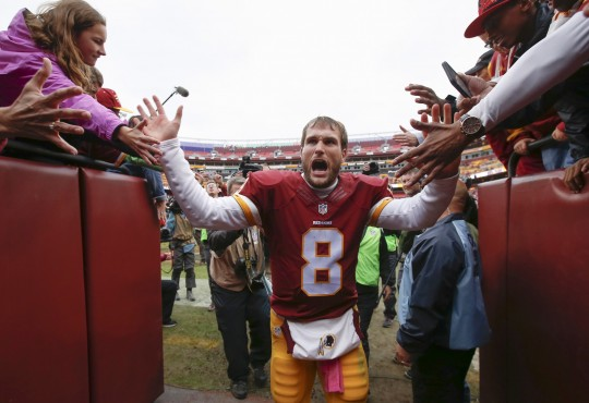 Οι Redskins στα playoff: You like that?