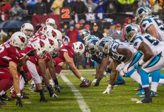 Head to Head: Τελικός NFC. Panthers ή Cardinals;