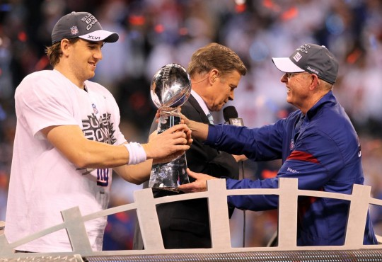 New York Giants: The end of an era!