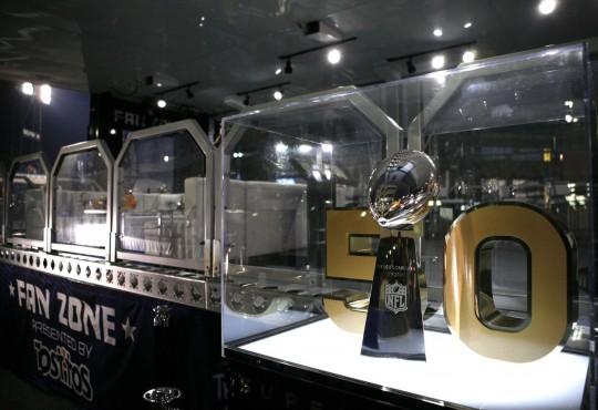 Και τώρα… Super Bowl 50