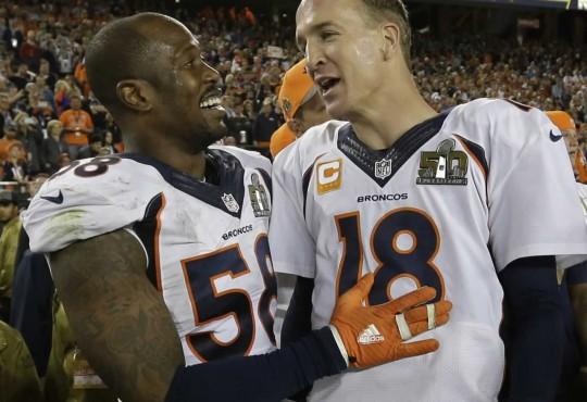 Οι Broncos θριαμβευτές στο Super Bowl 50!
