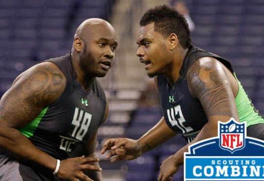 To NFL Scout Combine 2016 για την Άμυνα.