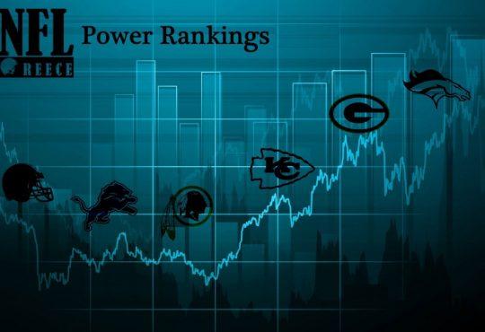Power Rankings – Ιούλιος 2016