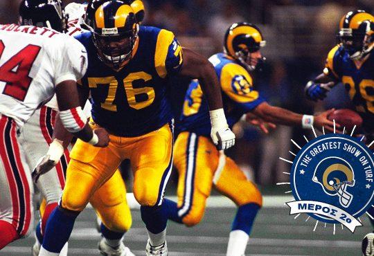 St. Louis Rams: Μια ιστορική αναδρομή στo Greatest Show on Turf (Mέρος 2ο)