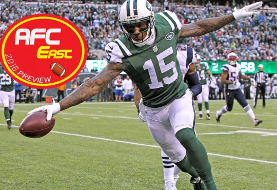 Season Preview 2016: AFC East