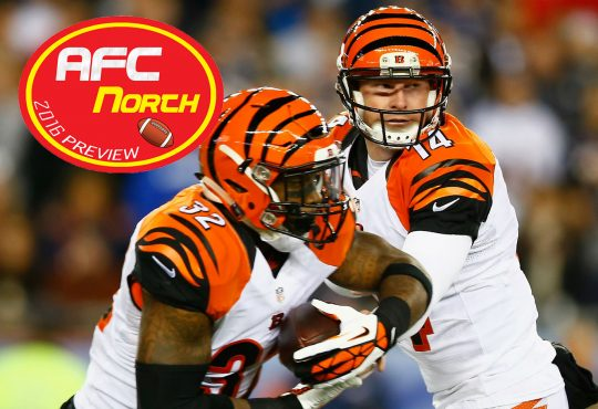 Season Preview 2016: AFC North
