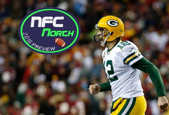 Season Preview 2016: NFC North
