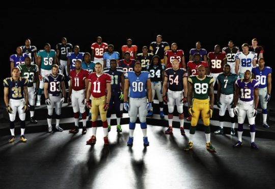 NFL Greece Poll: Ποιες εντός έδρας εμφανίσεις σας αρέσουν;