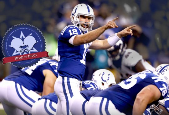 Head to head: Θα περάσουν οι Indianapolis Colts στα playoffs;