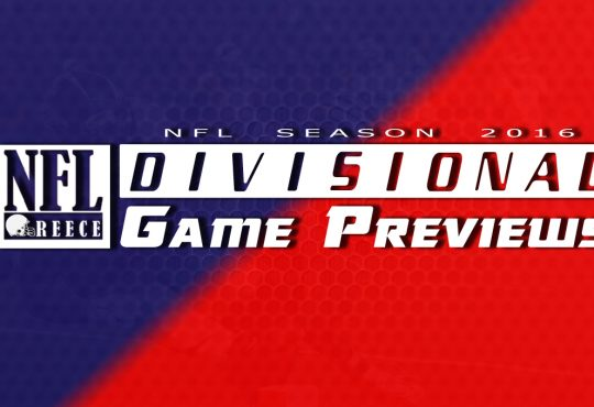 Playoff Previews: Divisional