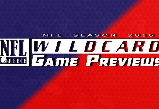 Playoff Previews: Wild Card