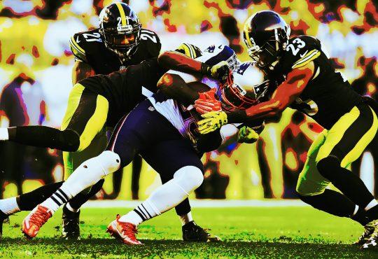 Αν μια ομάδα μπορεί να αποκλείσει τους New England Patriots, αυτοί είναι οι Pittsburgh Steelers