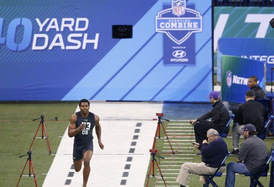 NFL Scouting Combine : Ημέρα δεύτερη