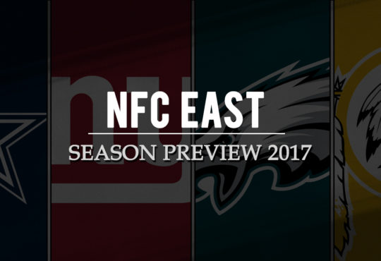 Season Preview 2017: NFC East